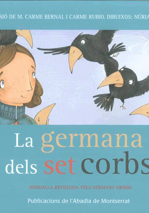 La germana dels set corbs